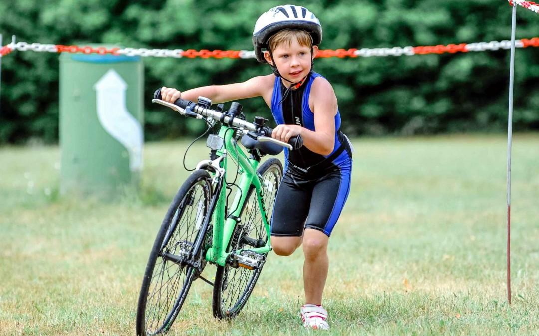 Kinder- und Jugendspiele – Triathlon –