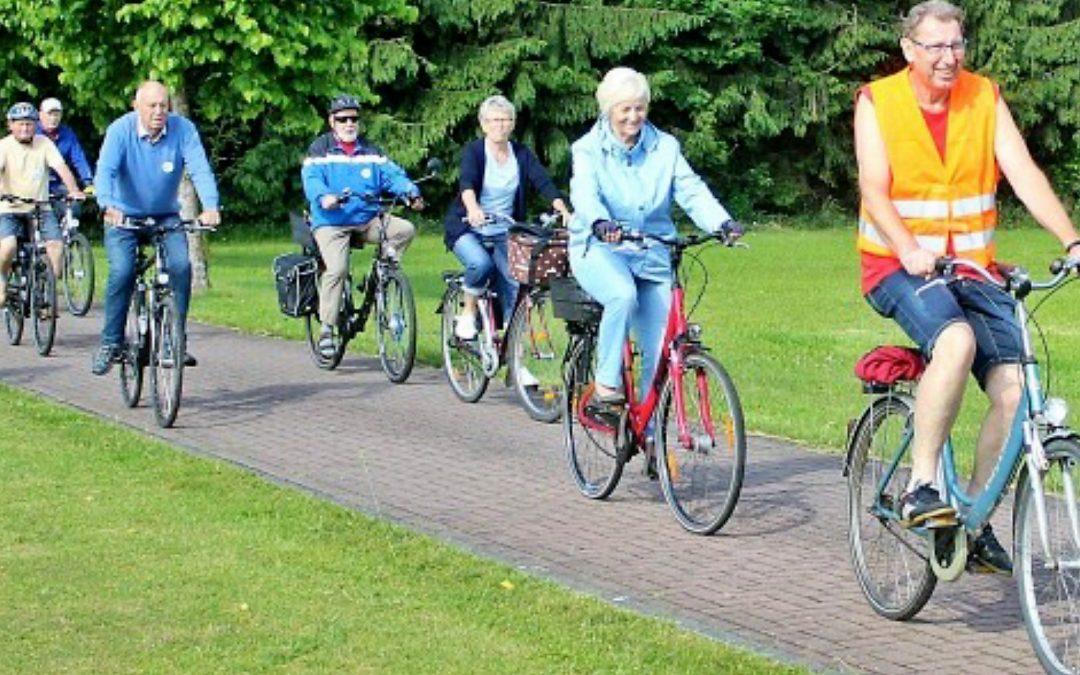 Volkswandertag des Kreissportbundes Altmark West lockte diesmal nach Mechau