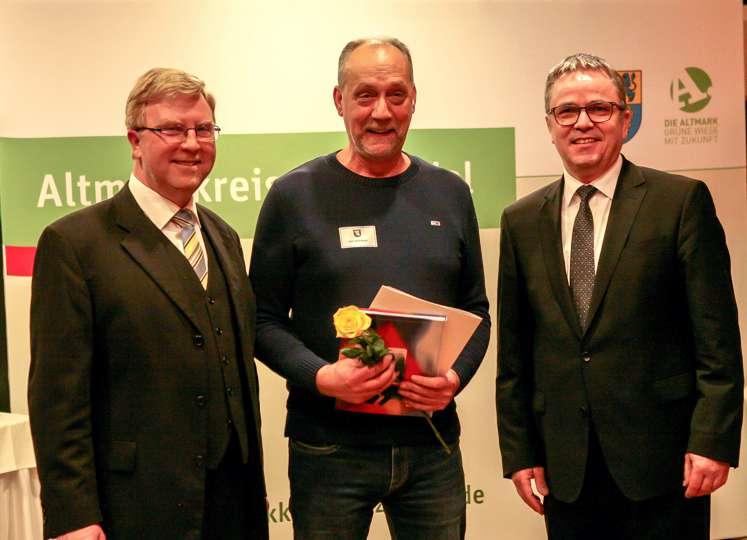 Beste Sportler und Sportfunktionäre des Altmarkkreises Salzwedel geehrt